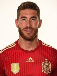 Sergio RAMOS for 2014 FIFA World Cup