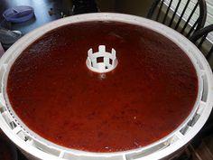 Cherry Fruit Leather #recipe