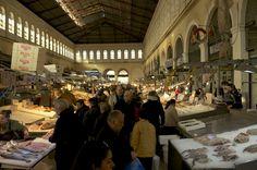 Central food market - Athens