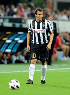 Alessandro Del Piero of Juventus FC