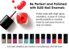 Having pretty nails is a BIG DEAL, ladies (even the gents would agree)! Keep them perfect and polished! Take advantage of our promo now >