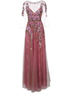 Check out Marchesa Notte with over 1 items in stock. Shop Marchesa Notte floral-embroidered lace gown today with fast Australia delivery and free returns. Red Lace Gown, Red Sequin Dress, Sequin Gown, Beaded Gown, Dress Red, Pink Lace, Long Red Evening Dress, Red Evening Gowns, Dress Long