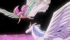 Sailor Moon #ChibiUsa  #pegasus