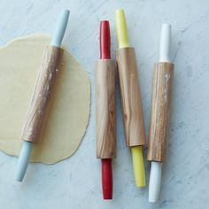 Dipped Rolling Pins   west elm