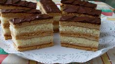 Chef Recipes, Dessert Recipes, Easter Story, Hungarian Recipes, Pastry Chef, Vanilla Cake, Tiramisu, Muffin, Food And Drink