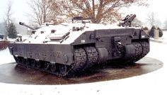 tanks | United States' T28 heavy tank at the Patton Museum in Ft. Knox ...