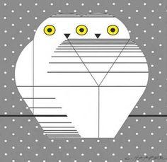 Charley Harper, l'illustratore che pensava piattohttp://decdesignecasa.blogspot.