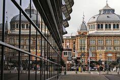 Scheveningen, the Netherlands. The Kurhaus (by: harry eppink)