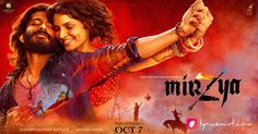 Mirzya: Dare to Love (2016) Songs Lyrics