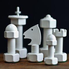 Classic Tool Chess Set - $245