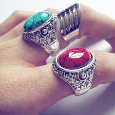 Middle eastern rings