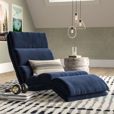 Shop a great selection of Cantu Kids Chaise Lounge Trule Teen. Find new offer and Similar products for Cantu Kids Chaise Lounge Trule Teen. Toddler Sofa, Structure Metal, Chair And Ottoman, Kids Sofa Chair, New Room, Design Case, Bedroom Decor, Teen Lounge Rooms, Teen Hangout Room
