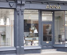 Anna Cake Couture shop front