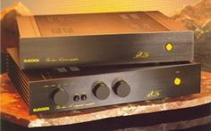 Sugden A21a Original Pure Class 'A' Integrated Amplifier and Power Amplifier continuing evolution of the 1964 Sugden A21 Original. (1989-2000)