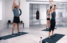 TOTAL-Body DumbBelll Workout Exercises: Renegade Row to Frogger Reverse Lunge & Curl DumbBell Squat to Press High Pull Lateral Lunge Tricep Extension Swing Compound Dumbbell Exercises, Interval Training Workouts, Cardio, Arm Workouts, Strength Workout, Strength Training, Dumbbell Squat