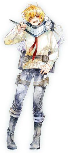 Boku no Hero Academia || Himiko Toga || Genderbend