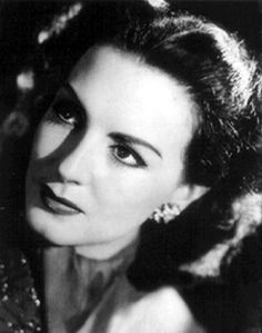 Marga López (born: June 21, 1924, San Miguel de Tucumán, Argentina - July 4, 2005, Mexico City, Mexico) was an Argentinian Mexican actress. She appeared in more than 80 movies in the Golden Age of the Cinema of Mexico,