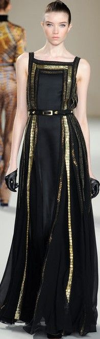 Temperley London Fall 2013 RTW ♥✤ | Keep the Glamour | BeStayBeautiful