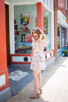 My absolute favorite summer dress on the blog tomorrow 💕 Shop my look now  ---> http://liketk.it/2oOG3   Not receiving LIKEtoKNOW.it emails? Re-register now at www.liketoknow.it/settings to have my ready-to-shop outfit details sent direct to your inbox with a 'like.' @liketoknow.it #liketkit #ltkunder100
