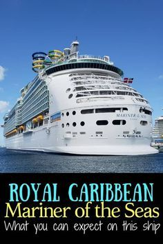 If you are looking for a quick family-friendly cruise to take for a long weekend, consider Royal Caribbean's Mariner of the Seas. Croisière Royal Caribbean, Crucero Royal Caribbean, Royal Caribbean International, Caribbean Drinks, Honeymoon Cruise, Bahamas Cruise, Cruise Vacation, Cruise Packing, Cruise Wedding
