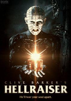 "Clive Barker ""Hellraiser"" (1987)"