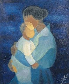 Criando con mucho arte: LOUIS TOFFOLI Y LAS MADRES DEL MUNDO