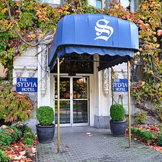 The Sylvia Hotel - Vancouver, BC