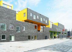 Amstelveen College in Amstelveen, the Netherlands by DMV architects