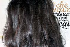 Mon secret pour des cheveux doux et brillants au naturel !