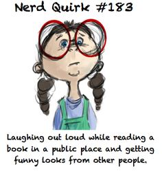 Ha totally do this all the time! #bookworm