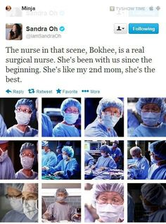 Bokhee ! Grey's anatomy