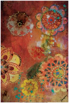 Rafflesia VI Prints by John Douglas at AllPosters.com