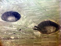 Mexico craters