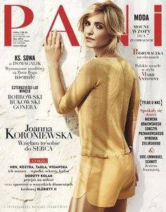 Makeup Patrycja Dobrzeniecka  Joanna Koroniewska for Pani