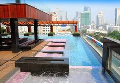 Mode Sathorn Hotel Photos. Discover our hotel services in the image gallery of the Mode Sathorn Hotel.
