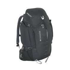 Kelty Redwing 50 Backpack, Black. Redwing is a tried & true trail value for all day hikes or a quick overnight, a true multipurpose pack from international travel to a day on the trail. Perfect Fit Suspension supplies you w/ customized comfort without the hassle, accurate on body adjustments w/ 3 simple steps for pack fitting success. Features: Top Loading,Zippered side pockets, front pocket w/ organization, Stretch front pouch, Hydration Compatible. Suspension Features: Perfect Fit...