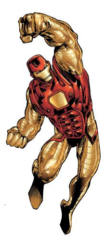 Iron Man The Thorbuster Armor (Model 23)