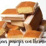 Sobaos Pasiegos con Thermomix Cannoli, Bellini, Sin Gluten, Cornbread, Sweet Potato, Recipies, Food And Drink, Cheese, Vegetables