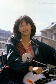 """#Sophie #Marceau découverte en #1980 dans """"La Boum""""."""