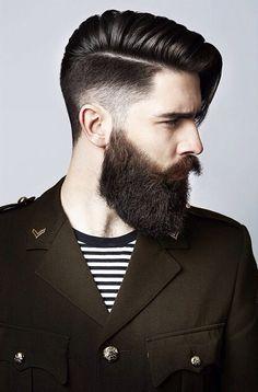 #hair #man #beard #degradado