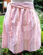Free Sewing Patterns: Skirt with Hidden Elasticised Waist