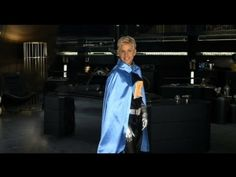 Ellen is in 'Avengers!'  I just love her. This is hilarious!