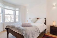 Entire home/apt in London, United Kingdom. Our home is newly refurbished with wooden floors, a neutral and brick decor and leather sofas with a spacious garden. The house is spread over 3 floors; Ground floor - Kitchen/lounge/diner. First floor - 2 bedrooms and bathroom. Second floor - 2 ...