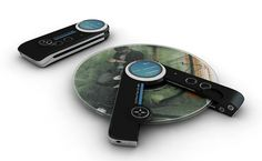 Dual Music Player That Plays Your MP3 Collection & Your CDs » Yanko Design