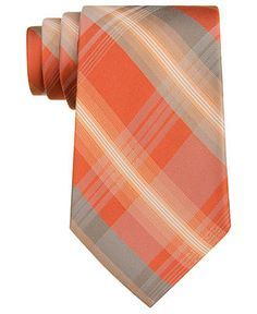 Kenneth Cole Reaction Tie, Pinot Grid - Ties - Men - Macys