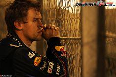 Sebastian Vettel.  Double F1 World Champion.