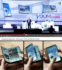 Samsung YOUM flexible display tablet bends into phone... THIS is what i want! http://www.youtube.com/watch?v=DjFjV4CU6Ug