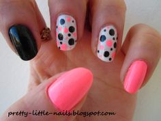 Pretty Little Nails #nail #nails #nailart