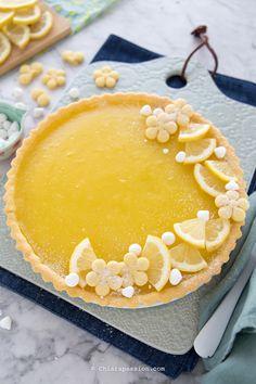 Lemon Recipes, Tart Recipes, Sweet Recipes, Small Desserts, Cute Desserts, Sweets Cake, Cupcake Cakes, Pie Dessert, Dessert Recipes