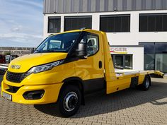 Autotransporter Iveco Daily High Race Basis Przyczepa 4800 mm #kegger #ivecodaily #anhänger